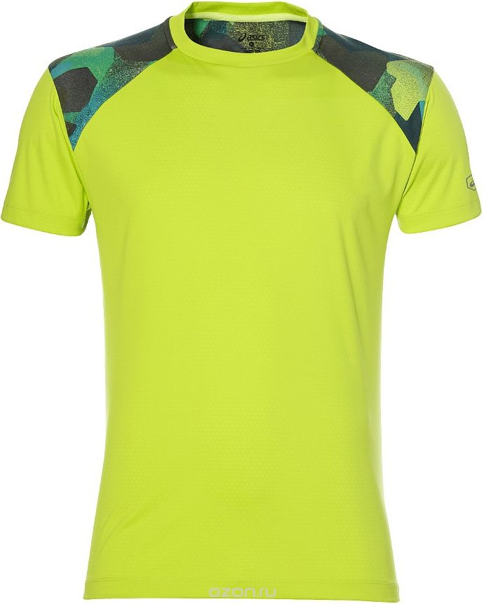 Asics Футболка fuzeX Tee M  - Energy Green
