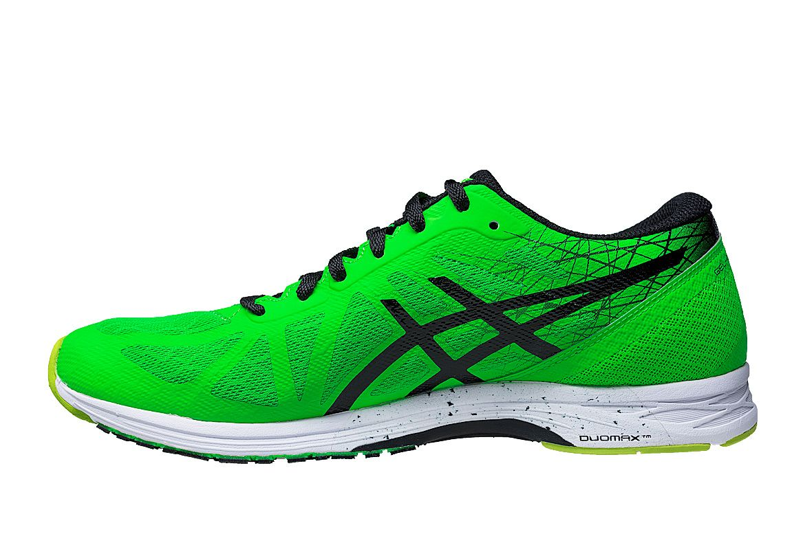 Asics GEL-DS RACER 11 M - Green Gecko / Black / Safety Yellow