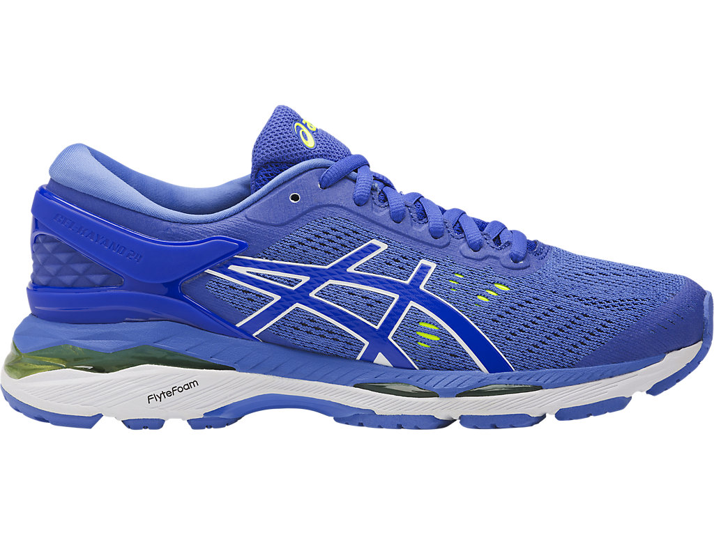 Asics GEL-KAYANO 24 W - Blue Purple/Regatta Blue/White