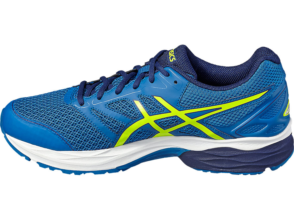 Asics GEL-PULSE 8 M - Thunder Blue / Safety Yellow / Indigo Blue