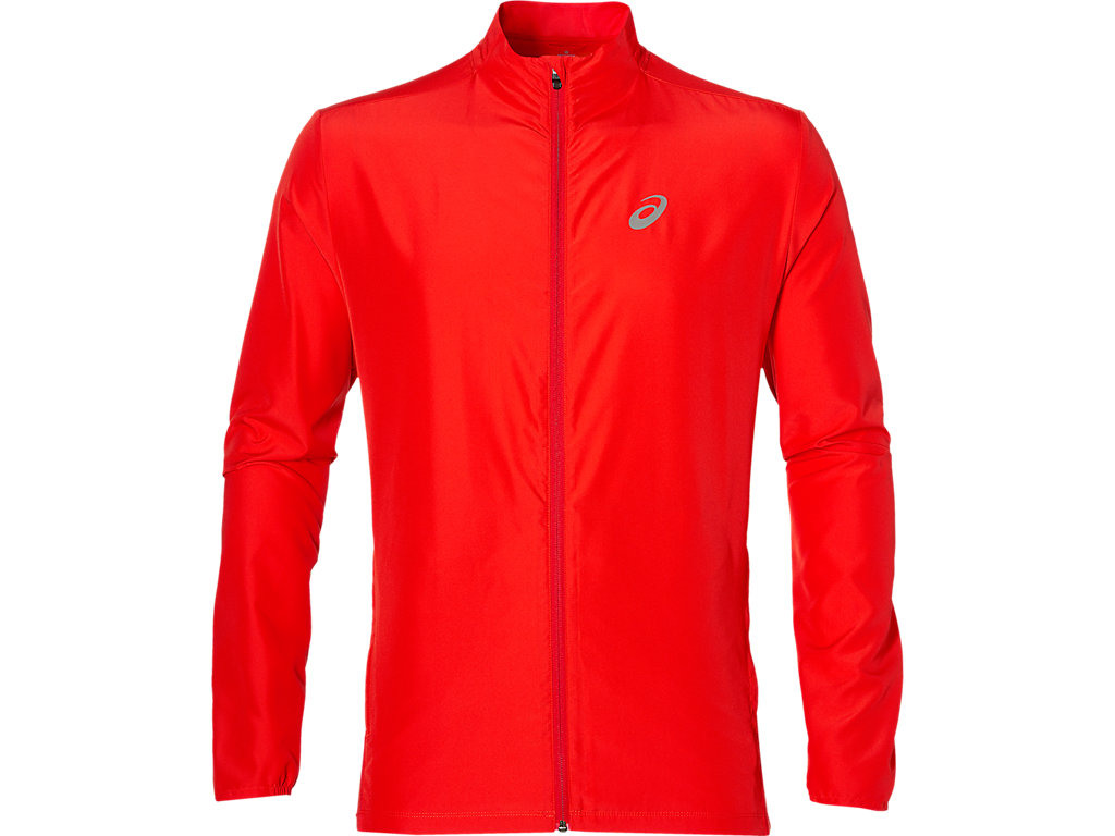 Asics Куртка Jacket M  - Fiery Red