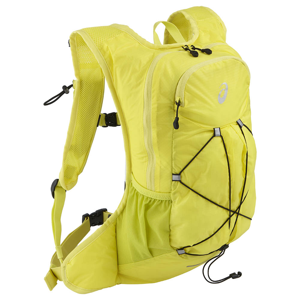 Рюкзак Asics Lightweight Running Backpack - Lemon Spark