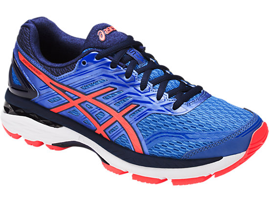 Asics GT-2000 5 W - Regatta Blue / Flash Coral / Indigo Blue