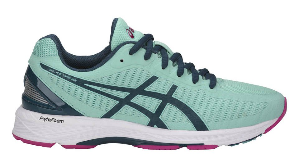 Asics GEL-DS TRAINER 23 W - Aruba Blue/ Ink Blue / Fuchsia Purple