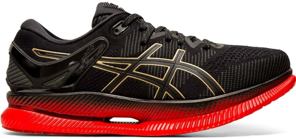 Asics MetaRide - Black / Classic Red