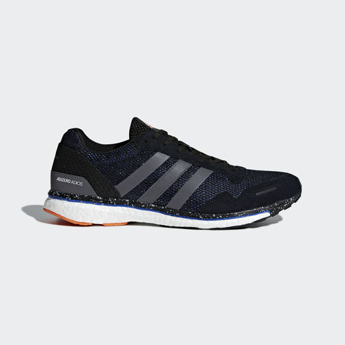 Adidas Adizero Adios M - CORE BLACK/NIGHT MET. F13/HI-RES RED S18