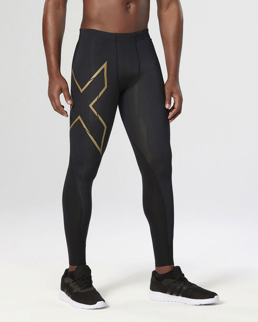 Тайтсы компрессионные 2XU MCS M - Black / Gold